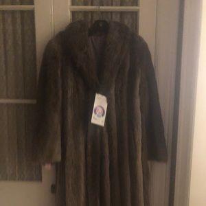 Jackets & Blazers - Gorgeous full length mink coat